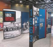 Changing America exhibit