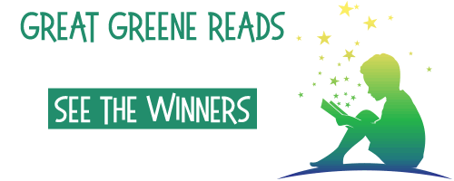 Great Greene Reads Winners Announced - Click for Details