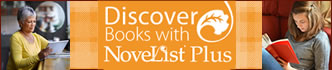 Discover books with Novelist