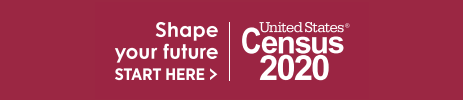 Shape your future: United States Census 2020