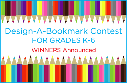 Bookmark Contest winners announced. Click for details.