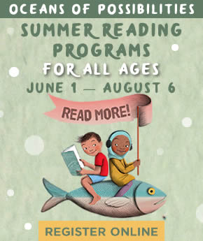 Summer Reading Programs for All Ages