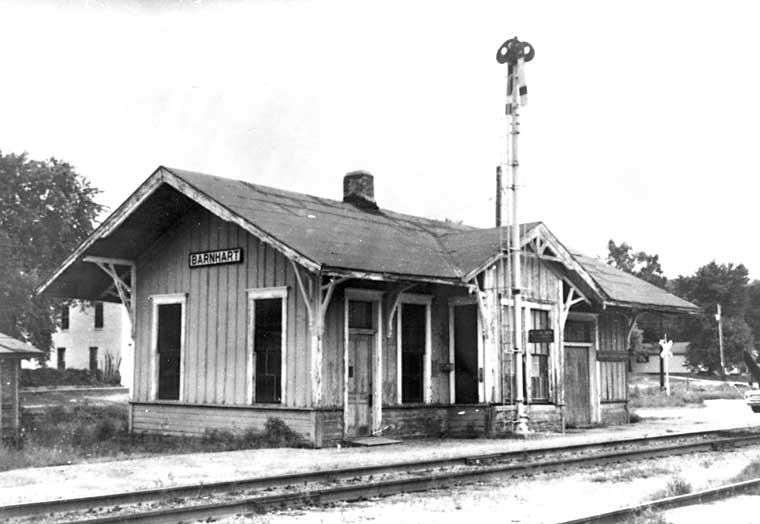 Frisco Depots Jefferson County Missouri