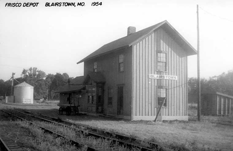 Frisco Depots Henry County Missouri