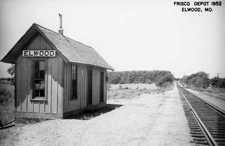 Frisco Depots Greene County Missouri