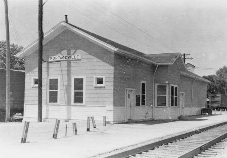 Frisco Depots New Madrid County Missouri