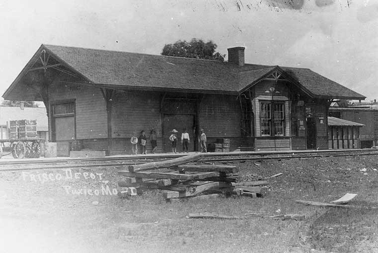 Frisco Depots Stoddard County Missouri
