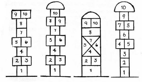 springfield greene county library bittersweet  hopscotch diagram #1