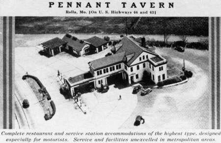 Pierce pennant oil company for White motor company springfield mo
