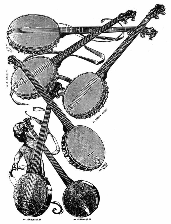 ozarkswatch Banjo Top today these old turn of the century five string banjos regularly surface at flea markets antique stores and estate auctions throughout the ozarks