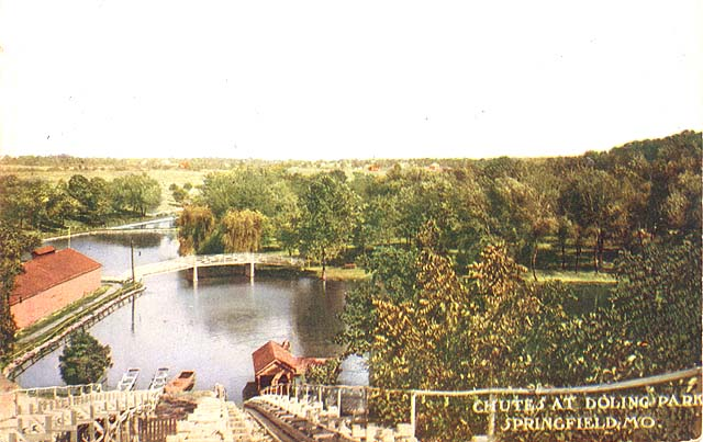 City Of Springfield Mo >> Doling Park (view 3 of 7), Chutes Ride
