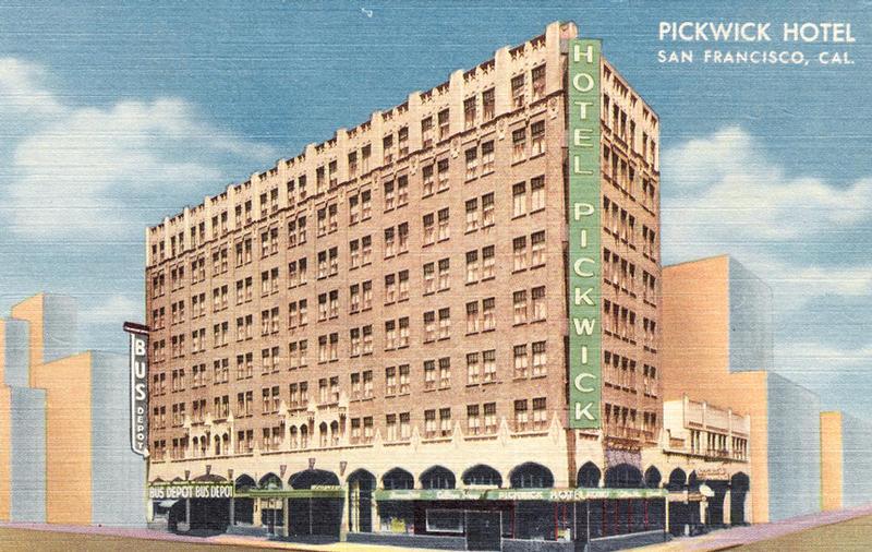 Pickwick Hotel San Francisco