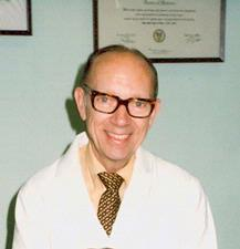 Dr. William K. Hall in 1982