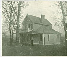 Winoka Lodge, from Drury's Sou'wester 1904 yearbook.